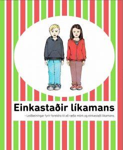 Hlekkur á vef Blátt áfram þar sem finna má upplýsingar um bókina, Einkastaðir líkamans
